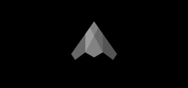 Stealth-mode fintech startup logo
